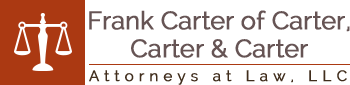 Carter, Carter & Carter, Attorneys at Law, LLC, Header Logo